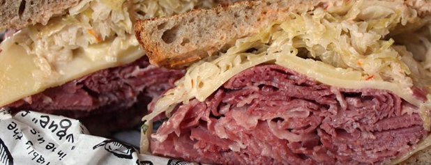 Zingerman's Delicatessen is one of The Best Sandwich Shop in Every State.