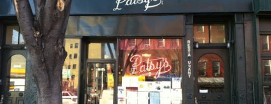 Patsy's Pizza - East Harlem is one of NYC Restaurants to Put on Your Bucket List.