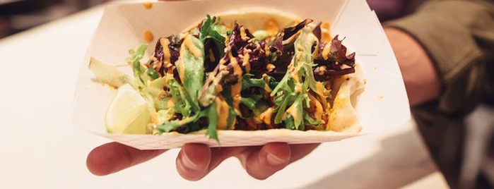 Seoul Taco is one of Because I need to try more food.