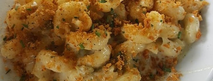 Cowbell is one of The Best Macaroni and Cheese in Every U.S. State.