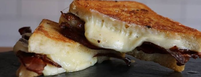 Murray's Cheese is one of The Best Grilled Cheese in Every U.S. State.