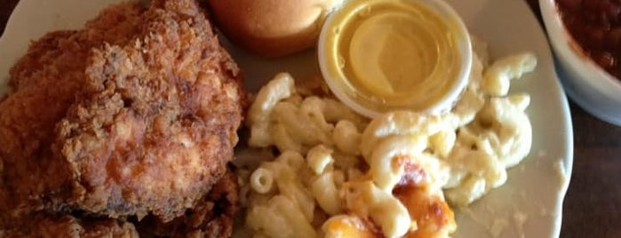 Rooster's is one of The Best Macaroni and Cheese in Every U.S. State.