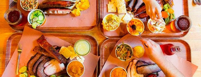 Hill Country Barbecue Market is one of NYC BBQ.