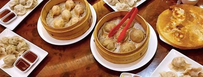 Dumpling Galaxy 百餃園 is one of Noodles & Dumplings.