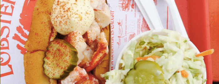 The Lobster Shack is one of MISSLISAさんの保存済みスポット.