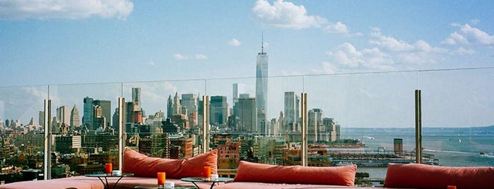 Top of The Standard is one of 92 Days of Summer in NYC.