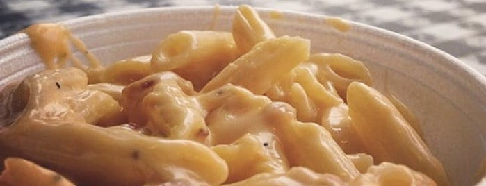 Dirty Bird is one of The Best Macaroni and Cheese in Every U.S. State.