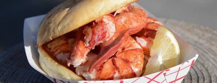 The Clam Shack is one of Lobstahhhh!.