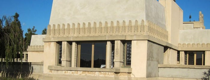 Hollyhock House is one of 9 Groovy L.A. Landmarks You Need to Know.