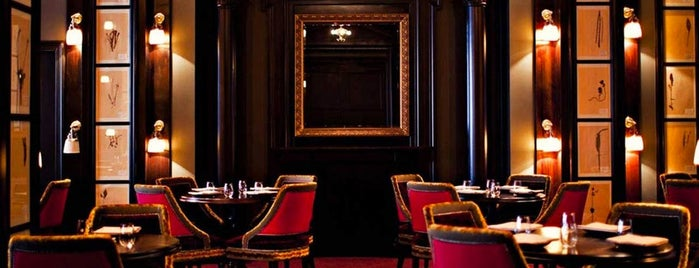 The NoMad Hotel is one of NYC.