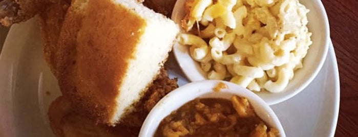 Sweetie Pie's Upper Crust is one of The Best Macaroni and Cheese in Every U.S. State.