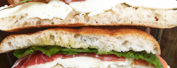 Pane Bianco is one of The Best Sandwich Shop in Every State.