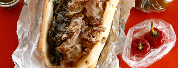 John's Roast Pork is one of The Best Sandwich Shop in Every State.