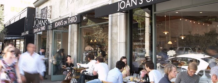 Joan's on Third is one of 7 Places to Café Sit and People-Watch in LA.