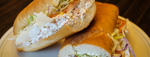 Krazy Moose Subs is one of The Best Sandwich Shop in Every State.