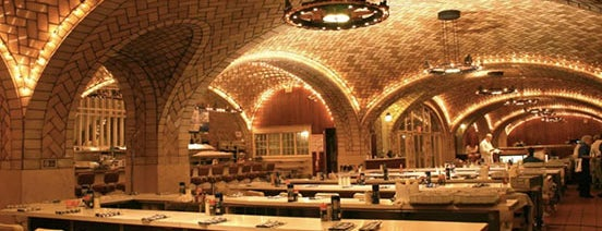 Grand Central Oyster Bar is one of NYC Restaurants to Put on Your Bucket List.