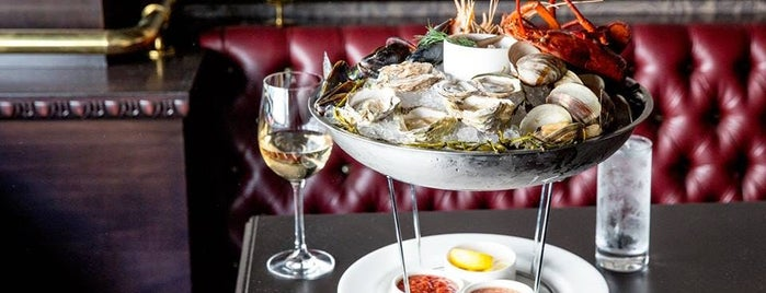Gaspar Brasserie is one of The 9 Best Places to Eat Around Union Square.