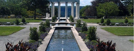 Untermyer Park is one of 92 Days of Summer in NYC.