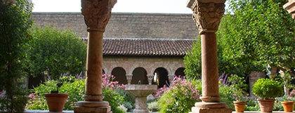 Cloisters is one of 92 Days of Summer in NYC.