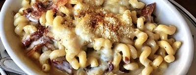 Standard Diner is one of The Best Macaroni and Cheese in Every U.S. State.