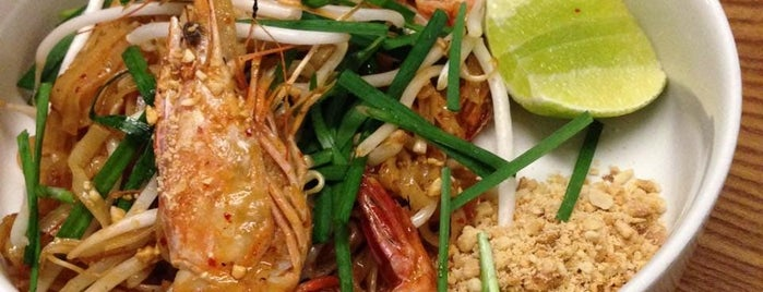 Kin Khao is one of The 9 Best Places to Eat Around Union Square.
