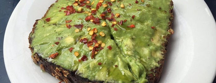 Café Gitane is one of The Best Avocado Toast in NYC, Ranked.