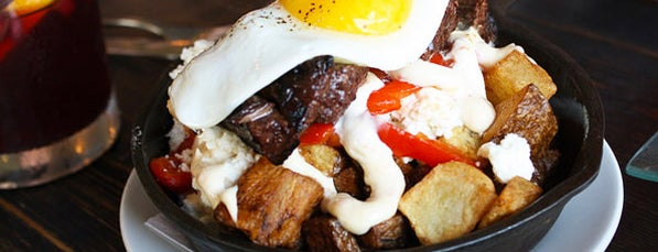Mezetto is one of 17 Insanely Delicious Skillet Meals in NYC.