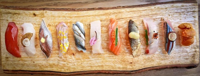 Akiko's Restaurant & Sushi Bar is one of The 9 Best Places to Eat Around Union Square.