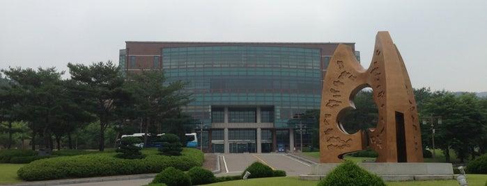 새마을금고연수원 is one of Kyesu 님이 좋아한 장소.