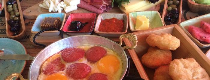 Hazarköy Et ve Süt Ürünleri is one of Bursa Yemek.