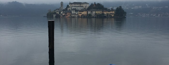 Lago d'Orta is one of Umutさんのお気に入りスポット.