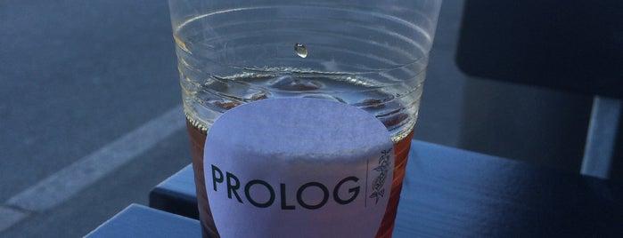 Prolog Coffee Bar is one of Kodaň.