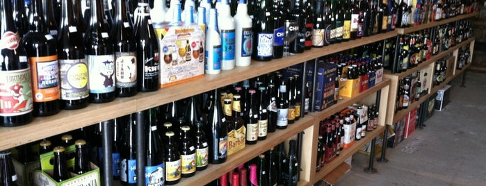 Bottlecraft Beer Shop is one of Craft Beer Hot Spots in San Diego.