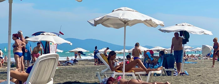 Saxa Beach is one of Burgas.
