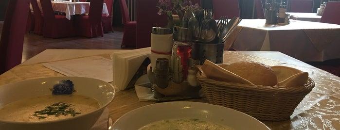Ресторант Алма Матер is one of Orte, die Mila gefallen.