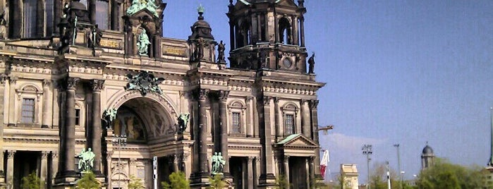 Lustgarten is one of berlin.