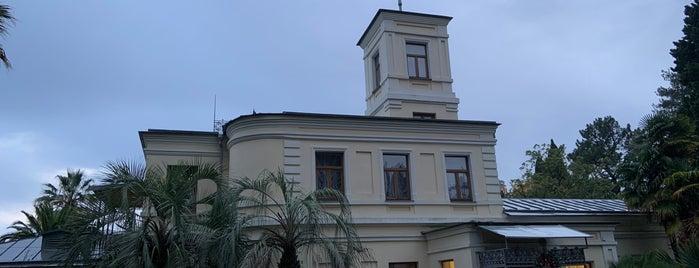 """Дом-музей С.Н.Худекова (Вилла """"Надежда"""") is one of РУСЬ."""