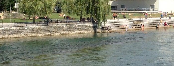 Wipkinger Park is one of Zurich.