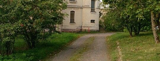 Kakolanmäki is one of Turku.
