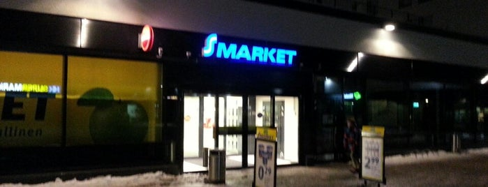S-market is one of Herkko's Liked Places.
