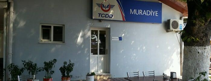 Muradiye istasyon cafe restaurant is one of Orte, die Erkan gefallen.