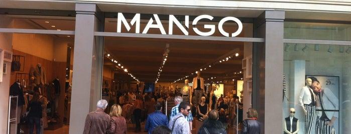 Mango is one of Orte, die MERITXELL gefallen.