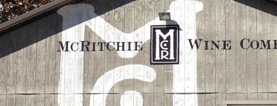 McRitchie Wine Company is one of BTDT.