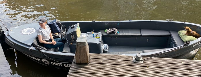 Those Dam Boat Guys is one of Amsterdam.