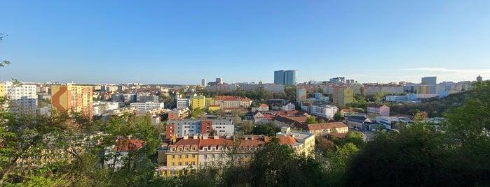 Tyršův vrch is one of Locais curtidos por Ivoš.