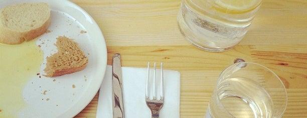 Kantine is one of Berlin's best food.