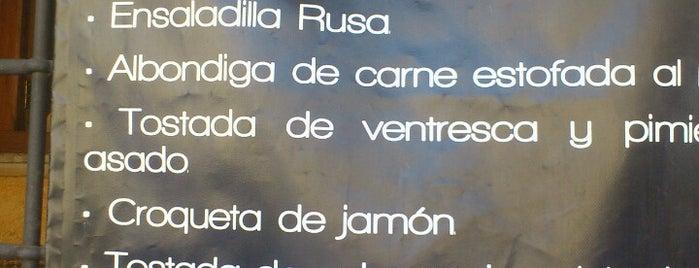 La Senda De La Brasa is one of Tempat yang Disukai Javier.