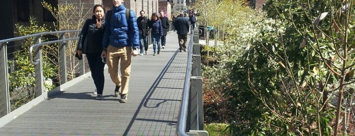 High Line is one of Nova York.