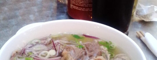 Pho Viet is one of Dobrou chut'.
