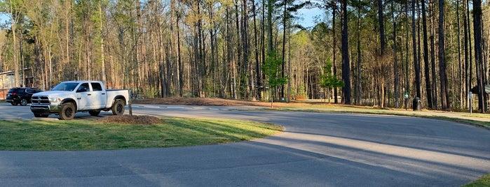 Apex Nature Park is one of Justin : понравившиеся места.